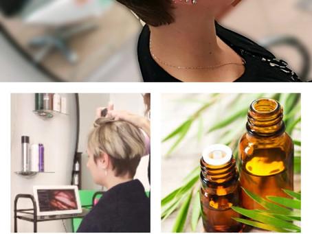 Parrucchieri Conegliano:Come intervenire in caso di dermatite seborroica