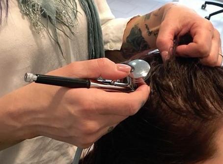 Ozonoterapia contro caduta dei capelli,dermatite ecc.Solo dai Parrucchieri Natural Style