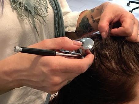 OZONOTERAPIA, per migliorare la qualità di cute e capelli.Parrucchieri Natural Style