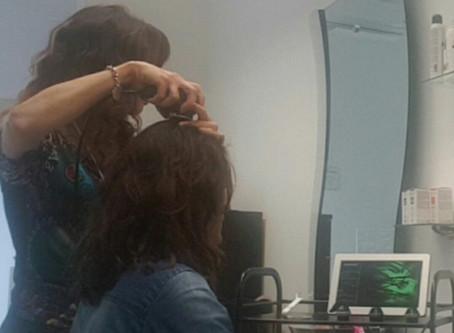 Prurito in testa, cosa fare? I parrucchieri Natural Style, per provare la sensazione di sollievo.