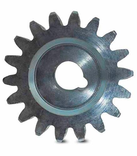 Engranaje Acero z18 Piñon Repuesto Porton Corredizo Seg