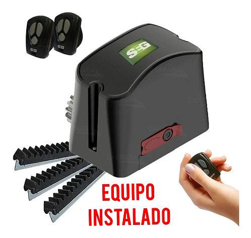 """Kit Instalado !!!Corredizo next 300 kg 10.5"""""""