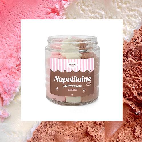 Napolitaine - Beurre fondant corporel
