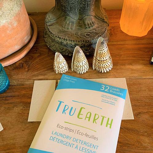 Éco-feuilles TruEarth – linge frais