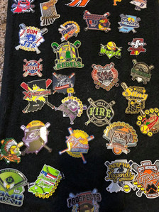 Custom Softball Trading Pins