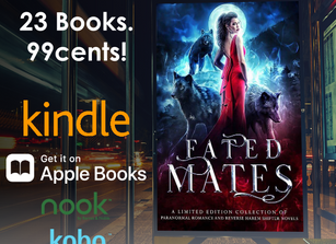 Kindle readers, find you FATED MATES...