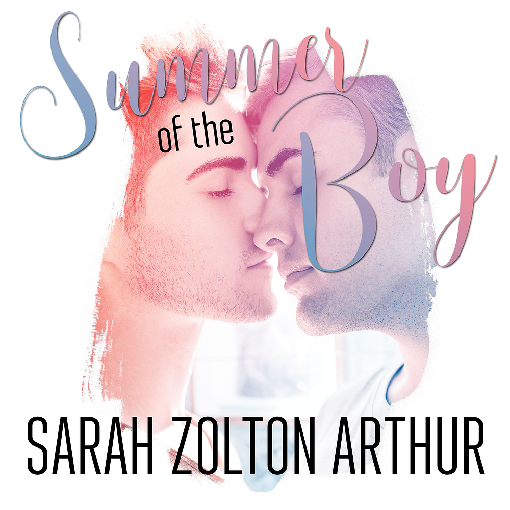 The title says it all. Summer of the Boy is now available on Audible.