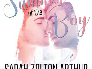 Summer of the Boy is on Audible!