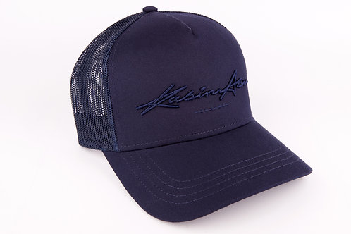 Navy Golf Cap
