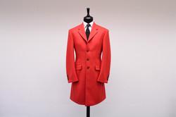 Mayfair Red Coat