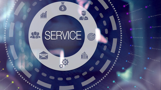 Access to our SERVICE NETWORK