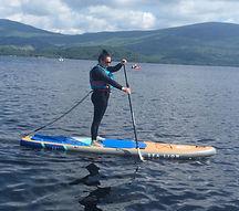 Jocelyn on Loch Lomond