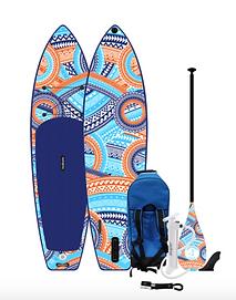 Sandbanks Maui 10'6 - orange and blue