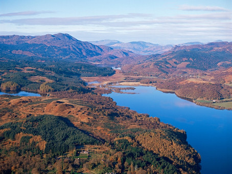 Loch Venachar - Jayne Valentine