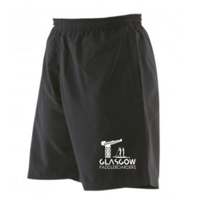 Gla Pad Zip Shorts