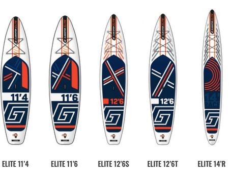 Gladiator Paddleboards with Glasgow Paddleboarders Co.