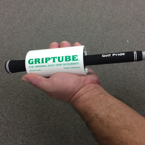 Grip Tube Golf Grip Cleaning Brush