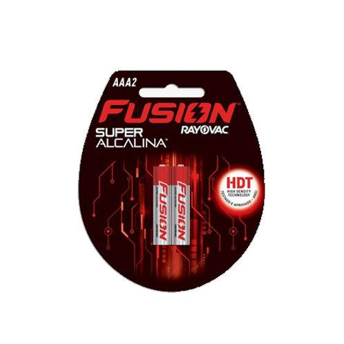 Pilha Rayovac Fusion Aaa2