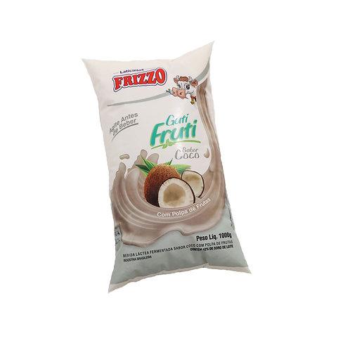 Bebida Láctea Guti Fruti Frizzo 1000g Coco