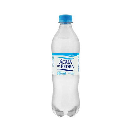 Água Mineral Da Pedra 500ml S/Gás