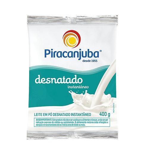 Leite em Pó Piracanjuba 400g Desnatado