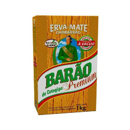 Erva Mate Barão 1Kg Premium