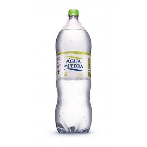 Água Mineral Da Pedra 2L C/Gás