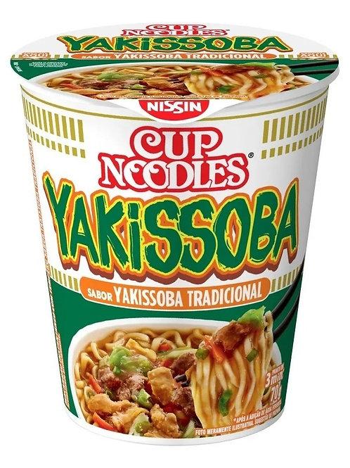 Cup Noodles  Yakissoba