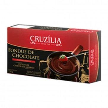 Fondue Chocolate Cruzilia 250g