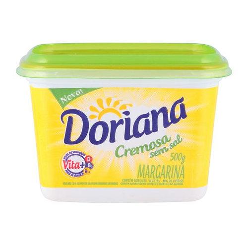 Margarina Doriana 500g S/Sal
