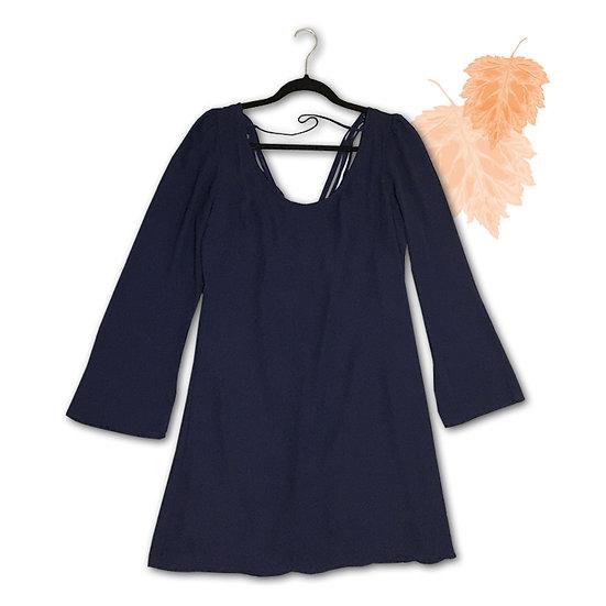 Vestido Azul Presage - Tam G