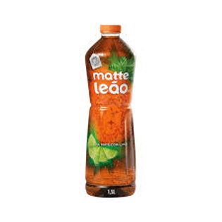 Chá Matte Leão Limão 1,5L