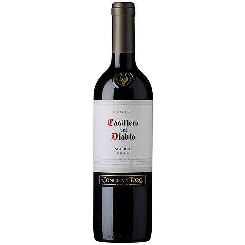 Vinho Casillero Del Diablo 750ml Malbec