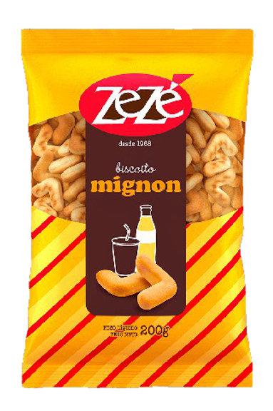 Biscoito Zezé 200g Mignon