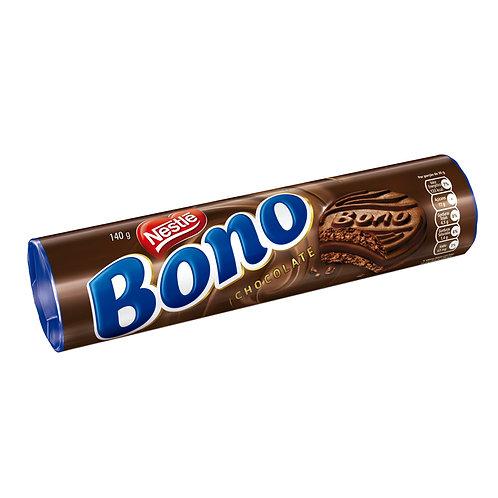 Biscoito Recheado Bono 140g  Chocolate