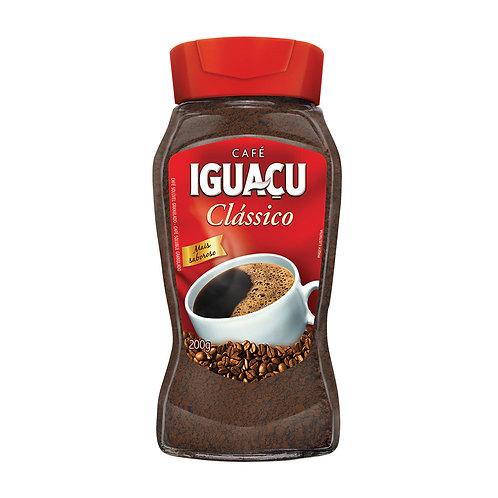Café Iguaçu Granulado 200g  Clássico