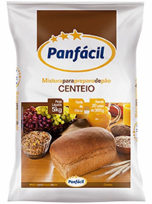 Farinha Trigo Panfacil 1Kg Centeio