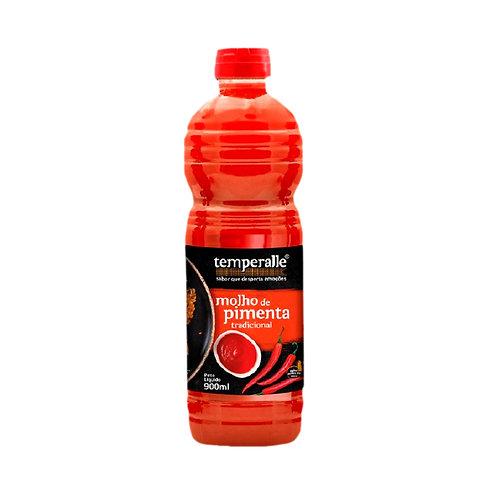 Molho Temperalle 900ml  Pimenta