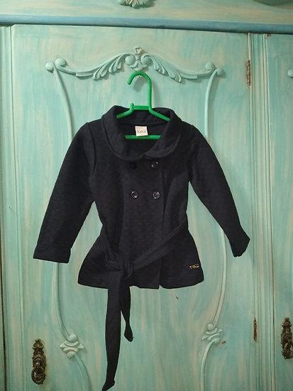 Trench Coat infantil Kika - Tam 3