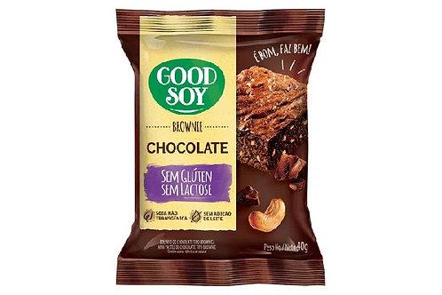 Brownie Good Soy 40g  Chocolate