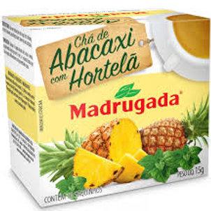 Chá Madrugada Abacaxi c/ Hortelã