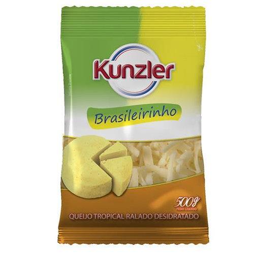 Queijo Ralado Kunzler 500g Brasileirinho
