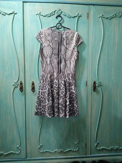 Vestido Pithon - Tam 38