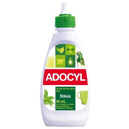 Adoçante Adocyl 80ml Stevia