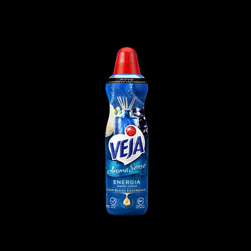 Limpador Perfumado Veja Aroma Sense 500ml  Energia