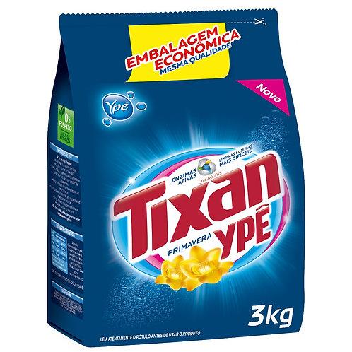 Lava Roupas Tixan 3Kg  Primavera