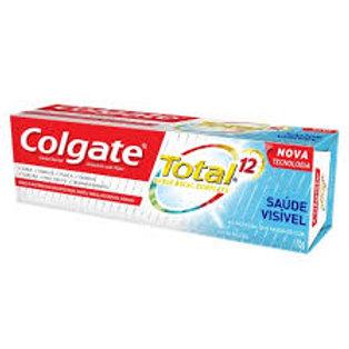 Creme Dental Colgate Total 12 Professional 70g  Saude Invesivel