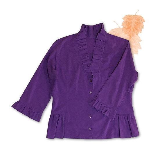 Camisa Roxa By Lolita