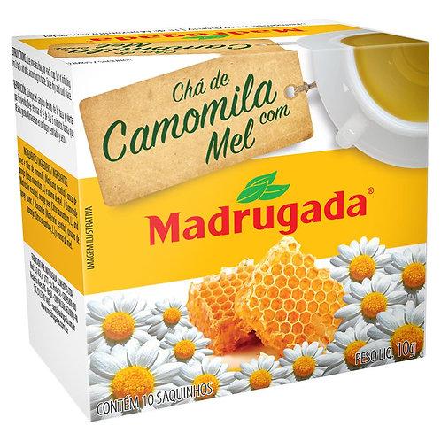 Chá Madrugada Camomila c/ Mel