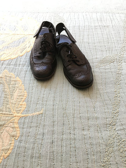 Sapato de Couro Via Mia - Tam 35